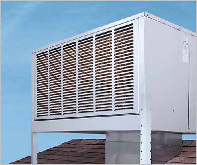 Phoenix Manufacturing Inc  | Evaporative Air Cooling Products and